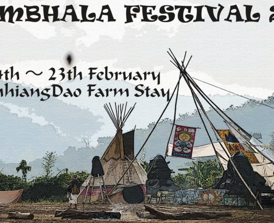 Shamblala Festival 2020 14th – 23th February at Chiang Dao Farm Stay